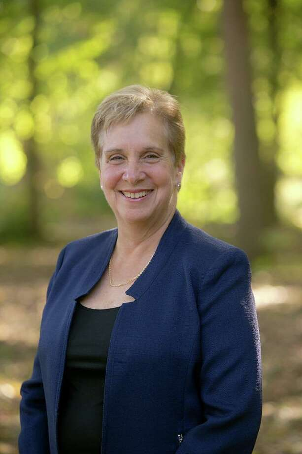 First Selectman Vicki Tesoro Photo: Contributed / Town Of Trumbull / Trumbull Times Contributed