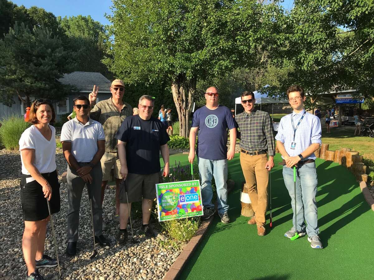 Were you seen at United Way's Capital Region Best Mini Golfer Tournament on Tuesday, July 16 at Pirate's Hideout in Waterford, NY