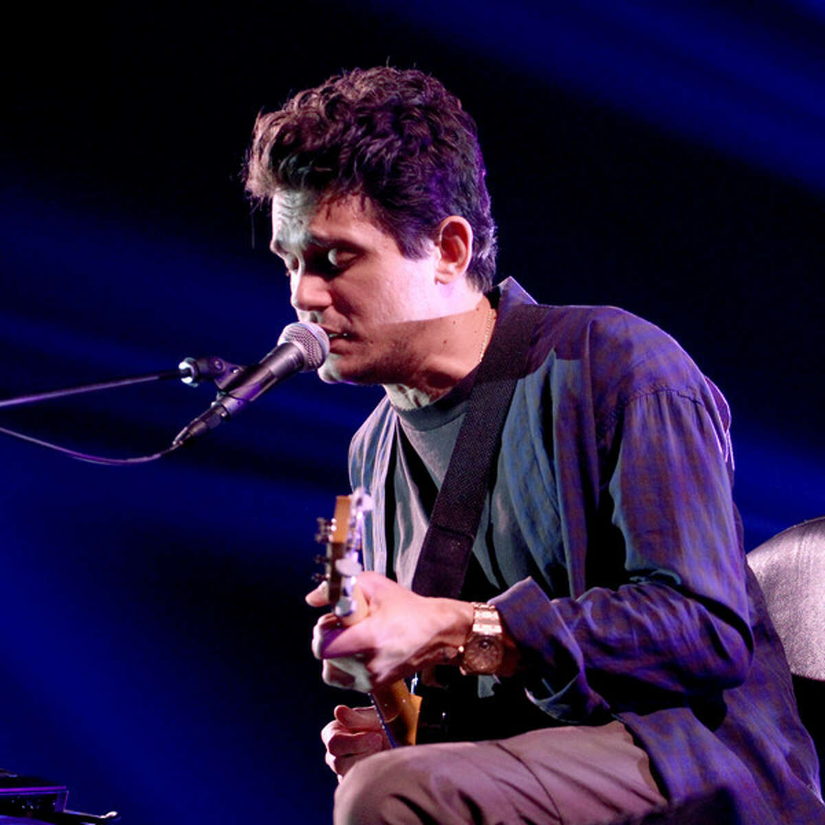 Singer-songwriter-guitarslingerJohn Mayer returns to the Capital Region for a show at the Times Union Center on Friday. Tickets.