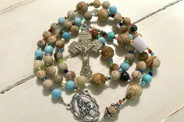 San Antonio woman makes ornate rosaries