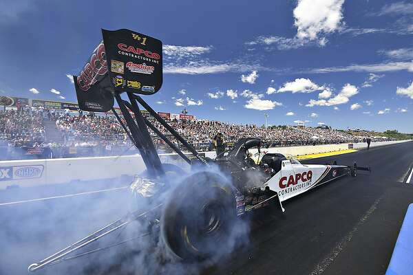 NHRA's Steve Torrence rolls into Sonoma with a small team