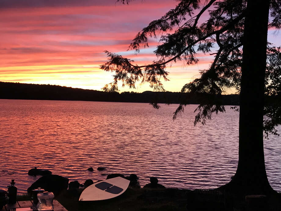 Cranberry Lake Campground in the Adirondacks was named among the most breathtaking campgrounds in America by the Washington Post. Photo: State Department Of Environmental Conservation