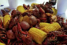 There is nothing better than a good meal of shrimp, crawfish, and all of the fixings, especially when you catch them yourself.