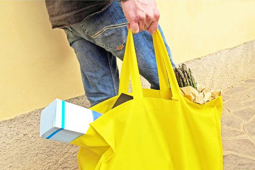 Reusable bags: To be considered one it has to have a