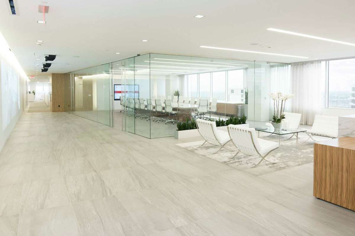 PBK, a Houston-based international architecture and engineering firm, will complete the second phase of a 40,000-square-foot renovation at 11 Greenway Plaza in October. The company initially occupied 400 square feet when it moved toGreenway Plaza in 1981.