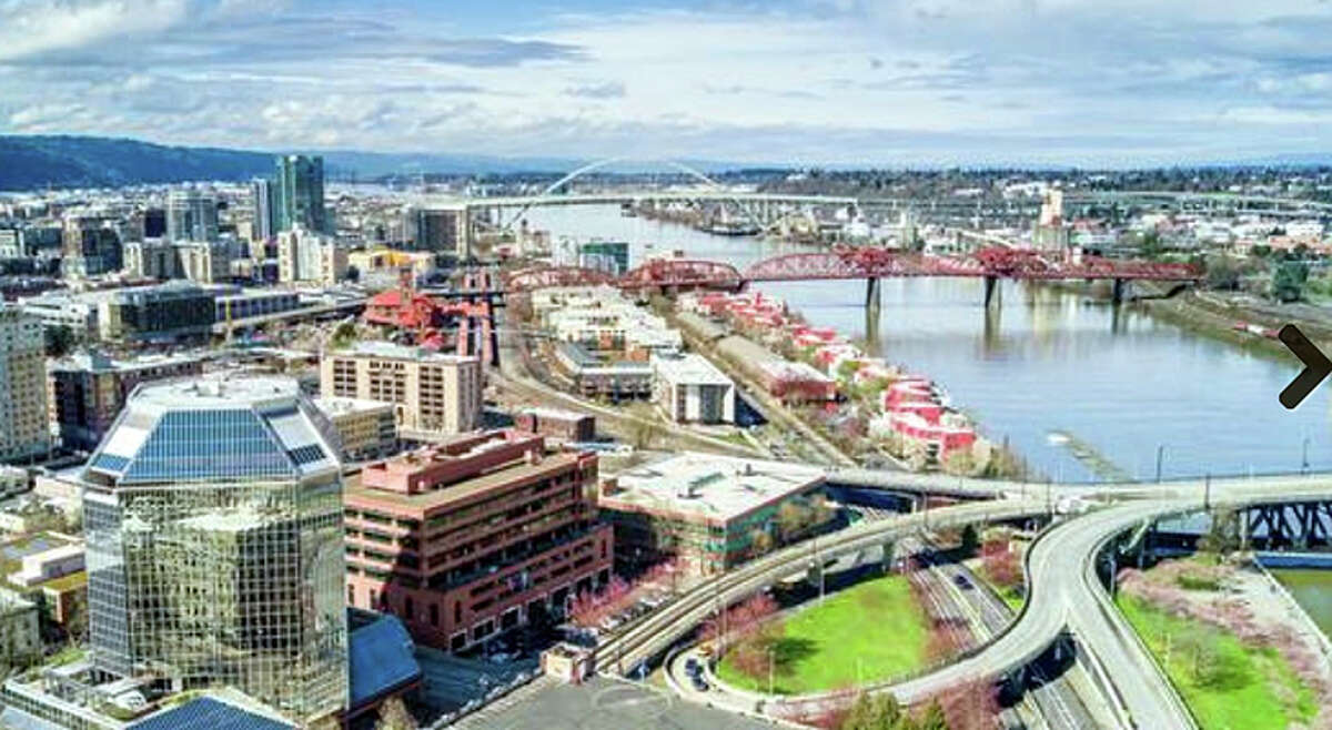 Portland to Seattle would take just under an hour with high-speed rail.