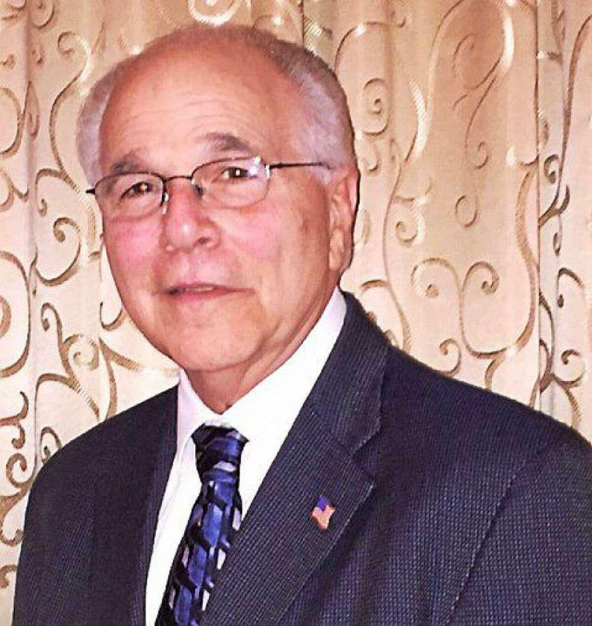 East Haven small businessman Sal Maltese announced