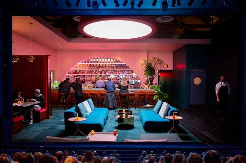 Two critics spend a night at Moongate Lounge: A play that unfolds in three acts