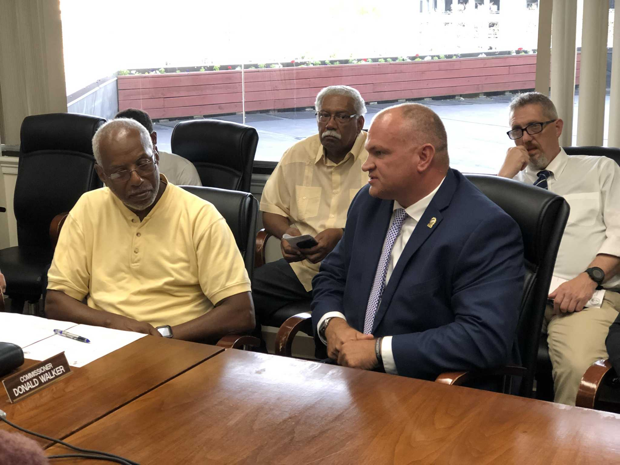 Three assistant chiefs appointed to New Haven Police Department
