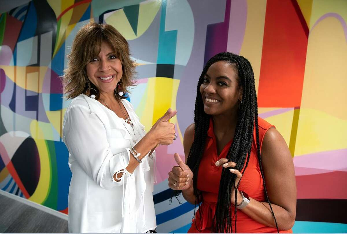 KHOU 11 News Director Sally Ramirez gave reporter Janel Forte the thumbs-up to wear braids. I want Janel to be her authentic self,
