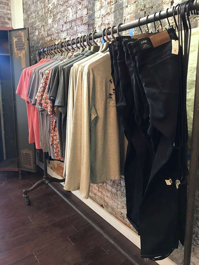 Union Hall Supply Co., a men's clothing store created by local entrepreneur Heidi West, will open on Thursday, July 19, at 437 Broadway in Saratoga Springs. Photo: Union Hall Supply Co.'s Facebook Page