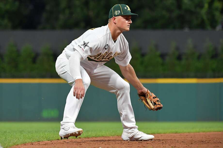 Ankle sidelines A's Matt Chapman; he hopes to play Friday