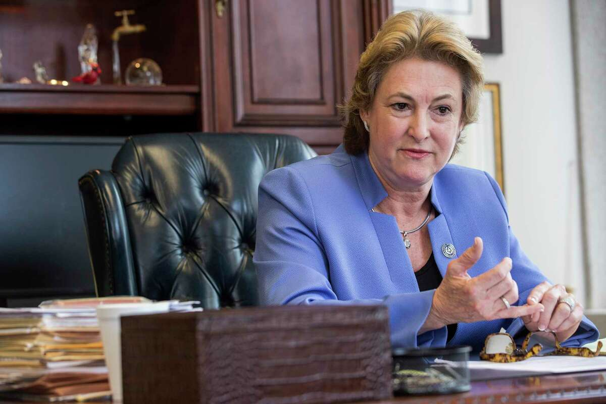 Harris County District Attorney Kim Ogg is once again asking for more prosecutors.