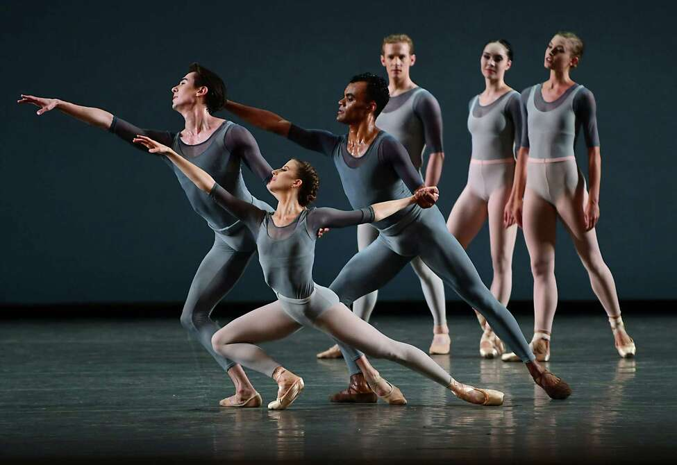 The New York City Ballet performs at Saratoga Performing Arts Center on Wednesday, July 17, 2019 in Saratoga Springs, N.Y. (Lori Van Buren/Times Union)