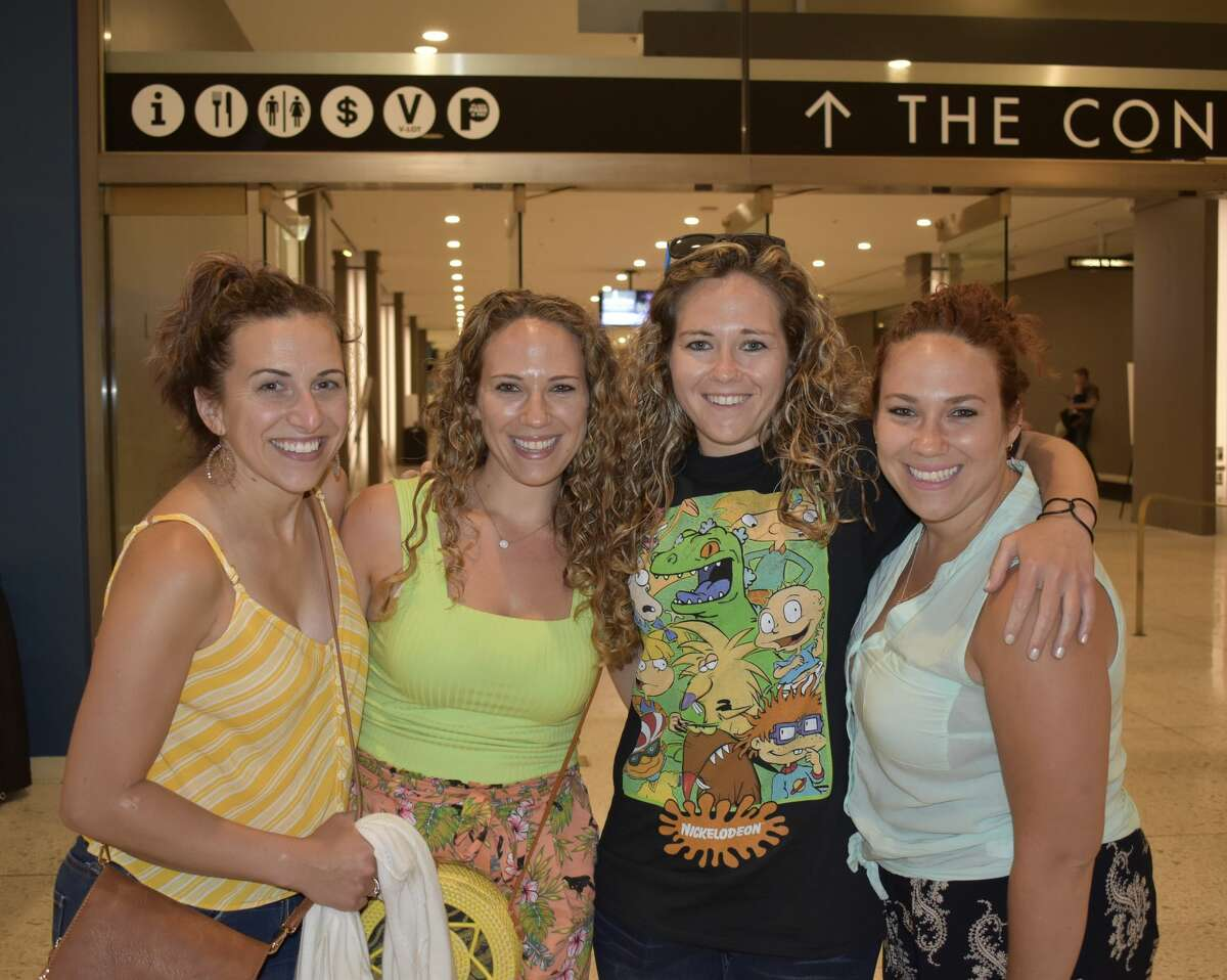 Were you Seen at the Wallflowers concert at the Empire State Plaza Convention Center in Albany on July 17, 2019?