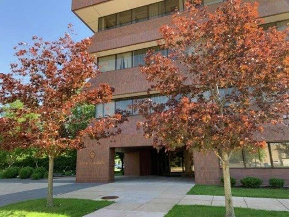 The Midland County Administration Building located at 220 West Ellsworth Street. (Mitchell Kukulka/Mitchell.Kukulka@mdn.net)