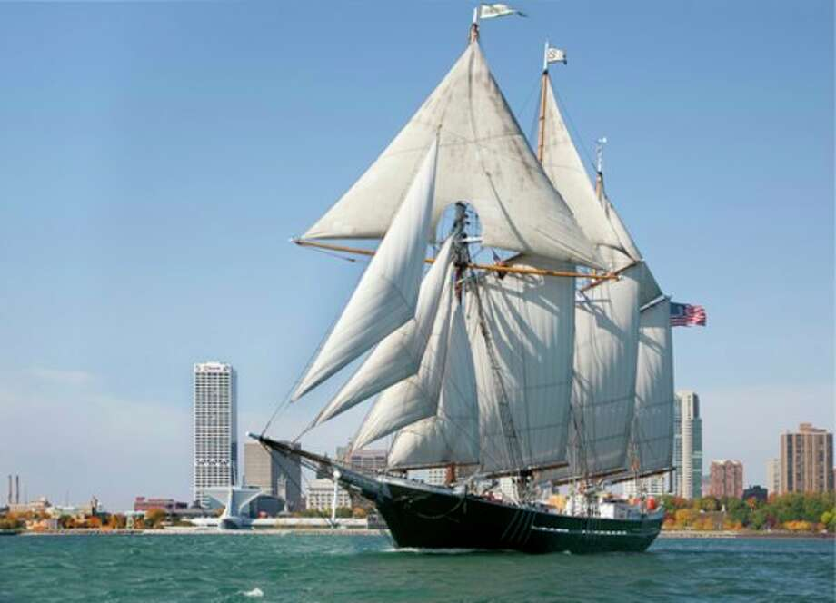 July 18-21: Tall Ship Celebration is set for Bay City. The event features interactive deck tours, tall ship excursions, international maritime music, ballads and brews, children's crafts and storytelling, art in the park and more. (photo provided)