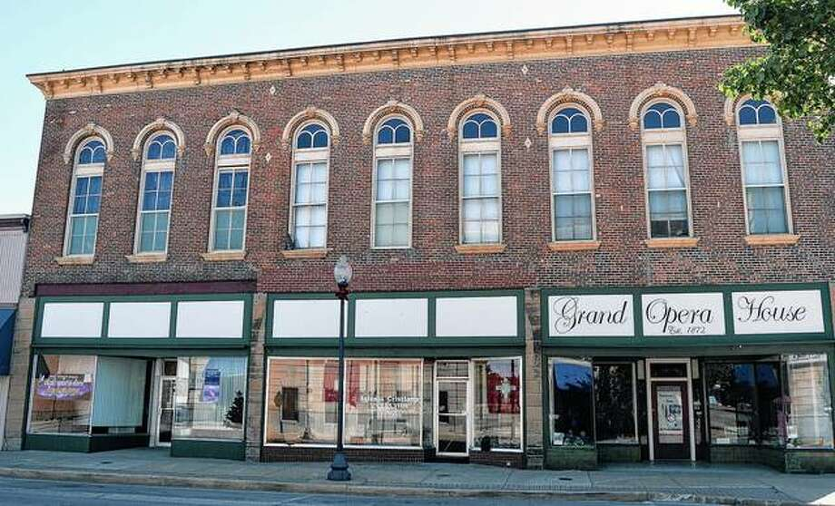 The historic Beardstown Grand Opera House soon will have a new heating and air conditioning system. The Heritage Preservation Foundation of Beardstown is receiving a $4,400 grant from Landmarks Illinois to help. Photo: File Photo
