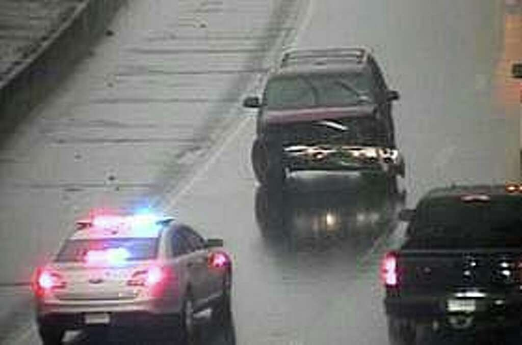 Accidents causing big delays on SB I-95 - The Hour