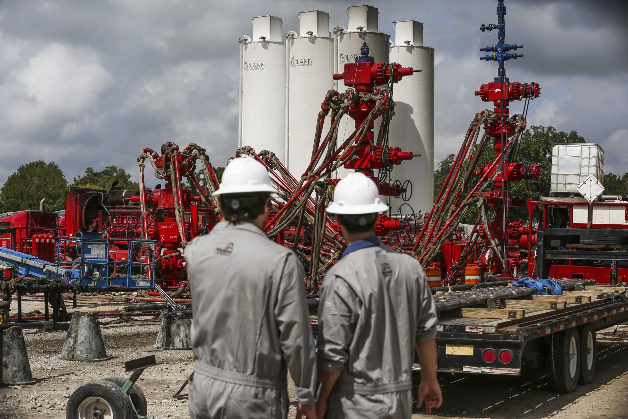 Epitome of America's shale gas boom now warns it may go bust