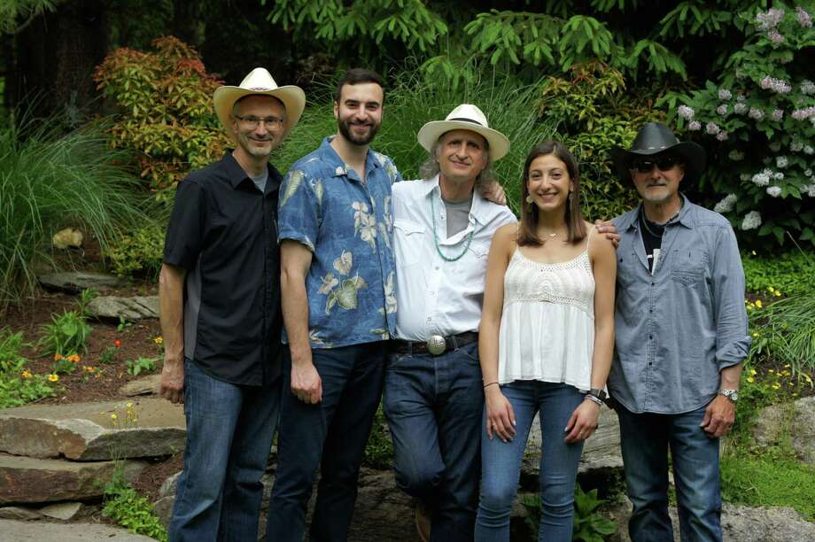 Hometown band Gunsmoke will be the next up Friday at Darien Summer Nights. Photo: Contributed