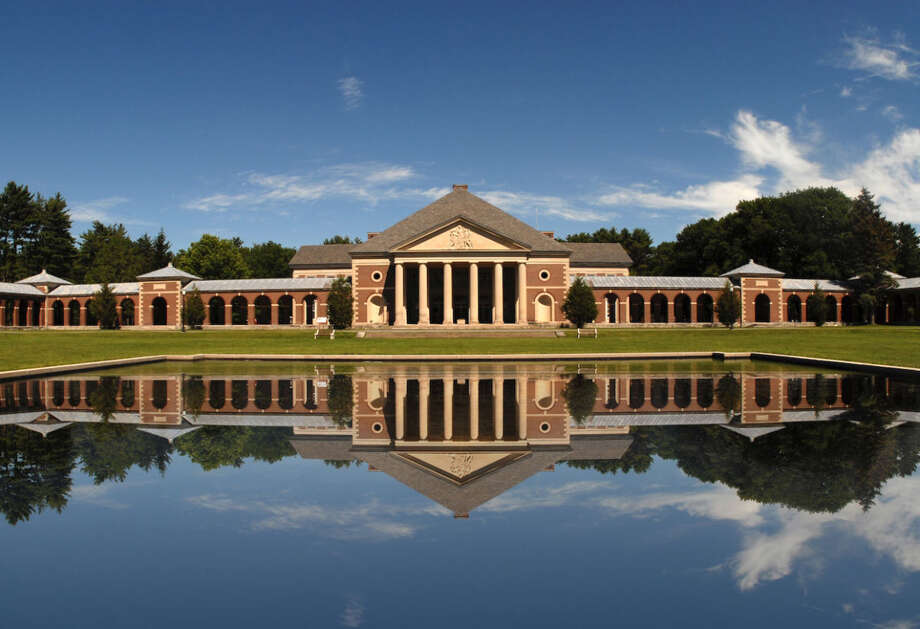 The Reflecting Pool at the Saratoga Spa State Park. (Provided photo.) Photo: Provided Photo