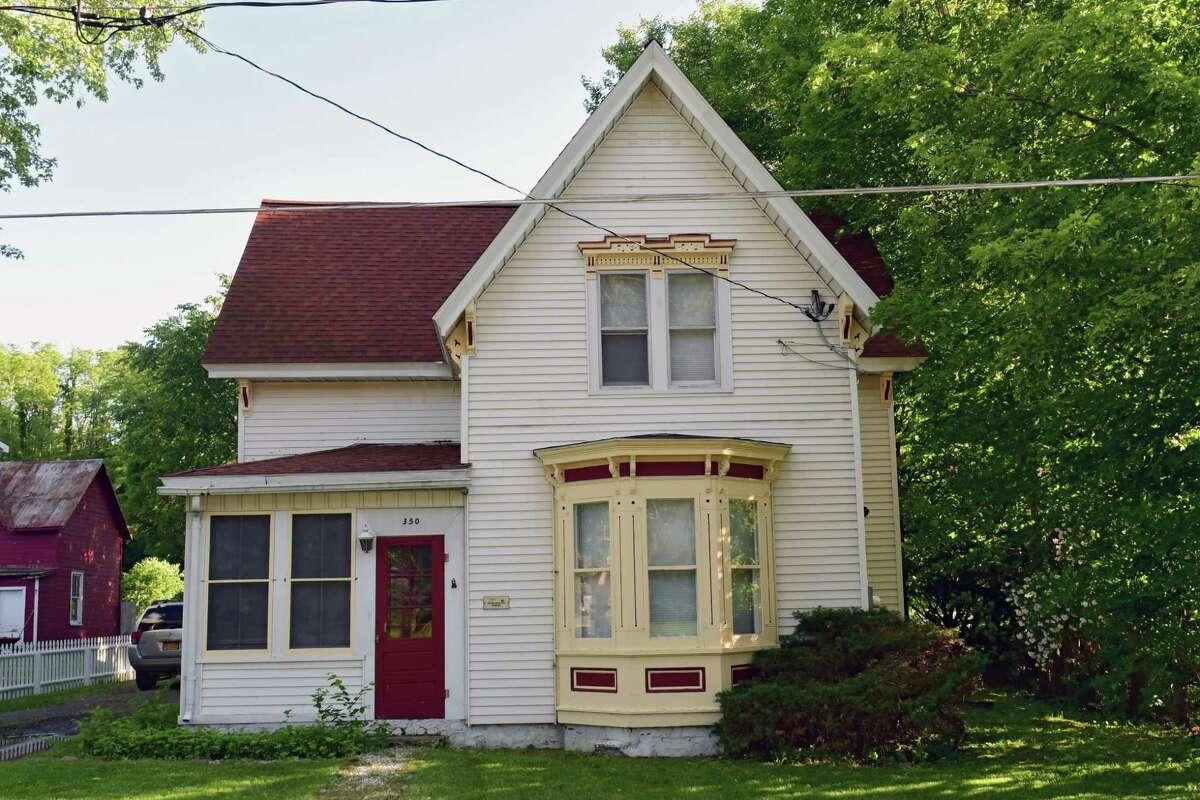 The Benjamin Chadsey House, Storekeeper, built in 1891 in the Vischer Ferry hamlet on Tuesday, June 11, 2019 in Clifton Park, N.Y. (Lori Van Buren/Times Union)