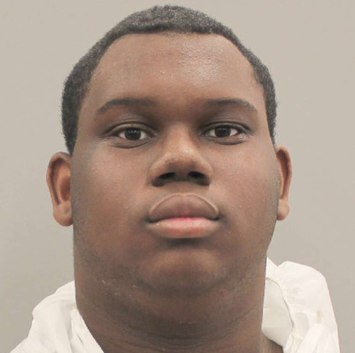 Carlos Raushawn Cacho, 18, is charged with murder in the death of his father, Carlos Colon Cacho, on Wednesday, July 17, 2019.
