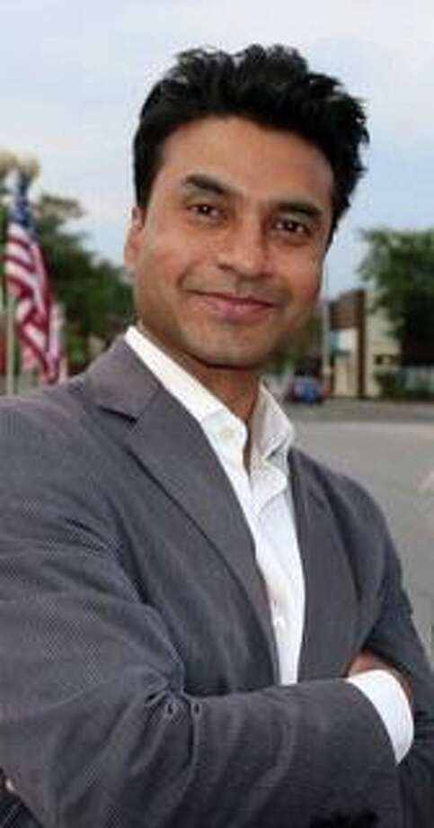 Vik Muktavaram was endorsed by the RTC for the Westport Board of Education. Photo: Contributed Photo