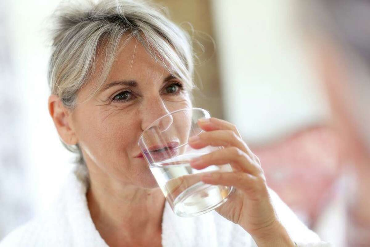 RVNA gives advice on daily water intake.