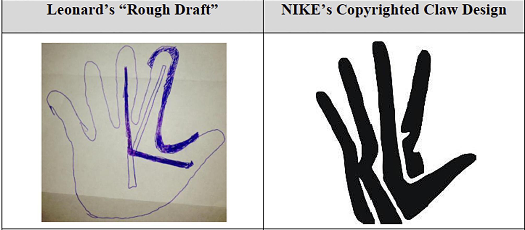nike slaps kawhi leonard with counter suit over hand logo. Black Bedroom Furniture Sets. Home Design Ideas