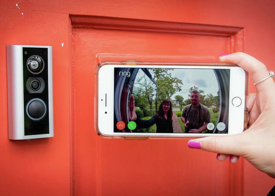 Download the Ring app to configure your camera, including getting it online, giving it a name and selecting settings for motion detection and more. Photo: CBSI/CNET