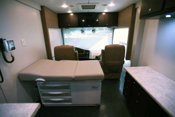 A mobile medical unit will soon be in operation for Jefferson County residents. The unit will offer health care and preventative education for all county residents and will focus operations in rural areas. Photo taken Thursday, 7/18/19
