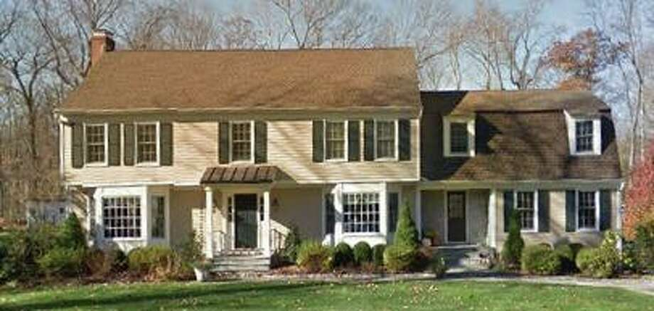 A home at 46 Whiffle Tree Lane in New Canaan, Connecticut sells for $1,650,000. Photo: Google Street View Photo: Google Street View / Google Street View / New Canaan Advertiser