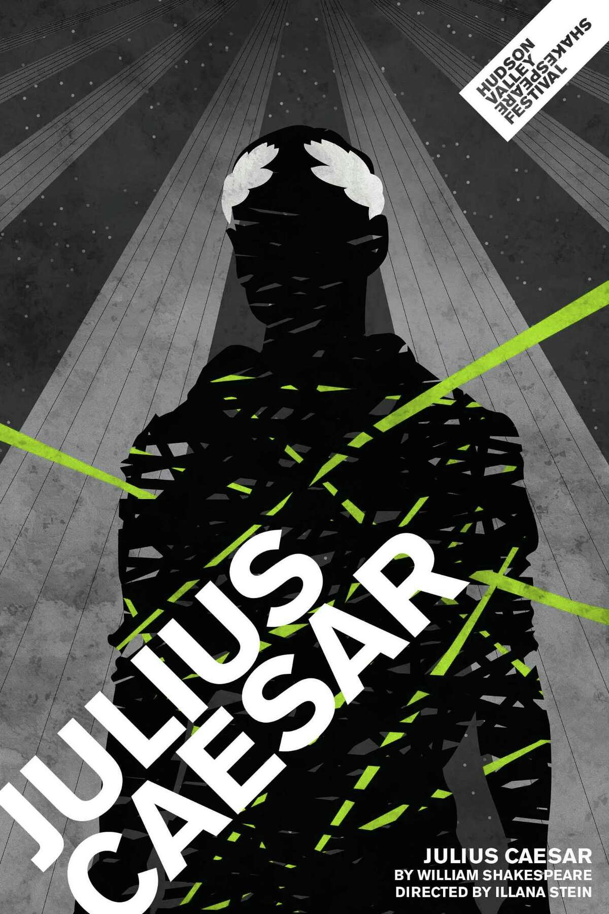 People's United Bank presents Shakespeare on the Green & Green Expo: Julius Caesar at The Ridgefield Playhouse, a free family event on Sunday, Aug. 4, at noon.