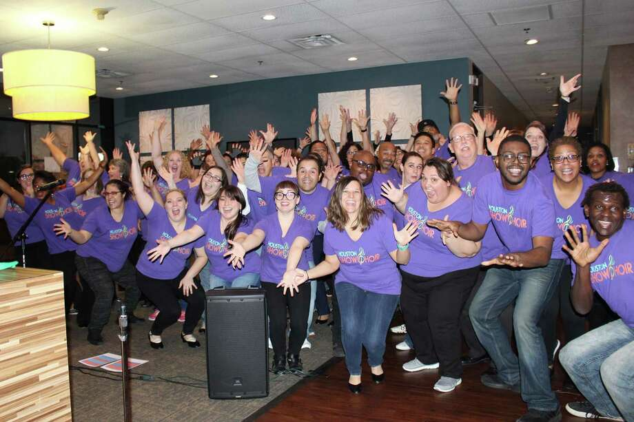 Houston Show Choir is creating a new choir, primarily to provide daytime performances around the Houston area. Auditions for the new group start in August. Photo: Courtesy Photo By Jen Young