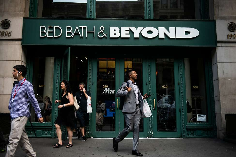 COMING SOON Bed Bath & Beyond is planning on opening up in the old Sears.