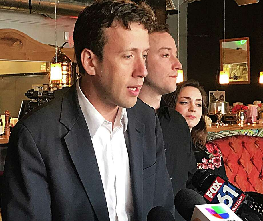 State Rep. Matt Lesser Photo: Cassandra Day / Hearst Connecticut Media