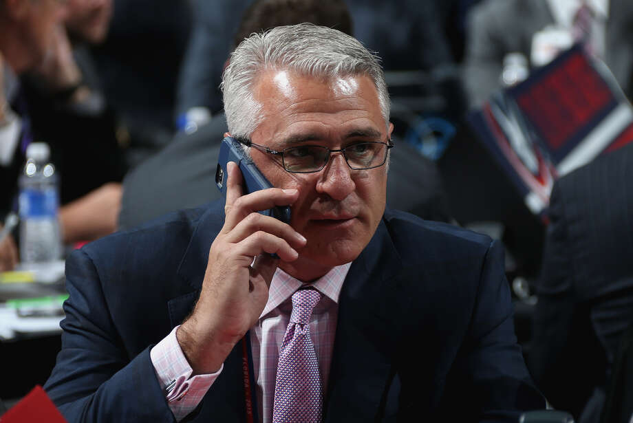 Browse through the following gallery for the best quotes from Ron Francis' introductory presser as general manager of NHL Seattle. Photo: NHLI/Getty Images