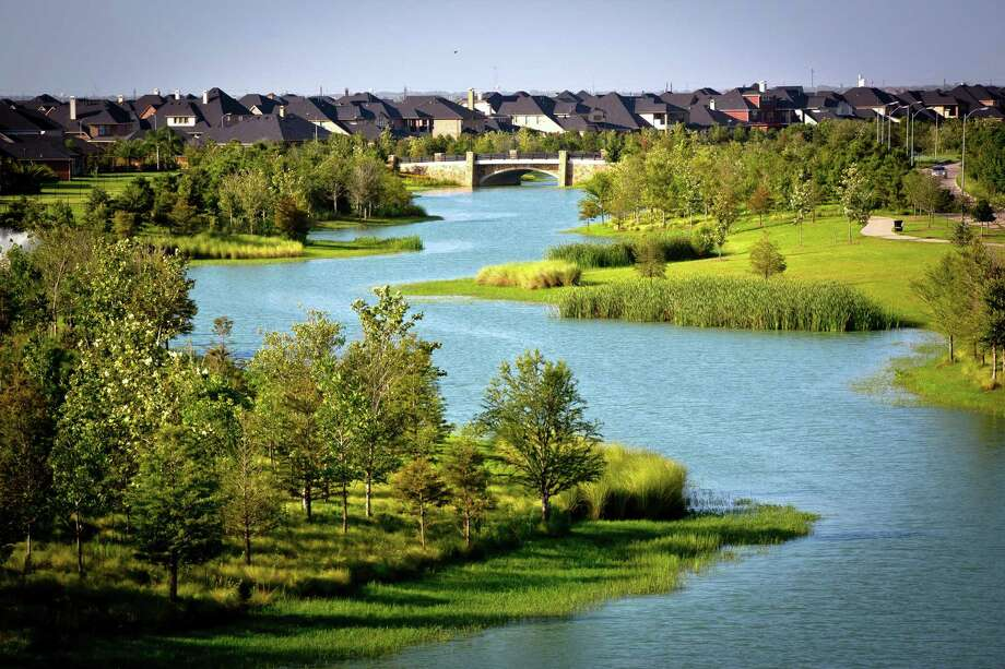 Johnson Development has five communities ranked among the nation's 50 top-selling in a mid-year report released recently by Robert Charles Lesser & Co. (RCLCO), including Cross Creek Ranch in Fulshear. Photo: Johnson Development