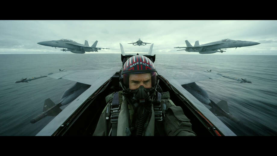 "Images from Paramount's ""Top Gun: Maverick"" were released in a trailer on July 18, 2019. Photo: Paramount Pictures"