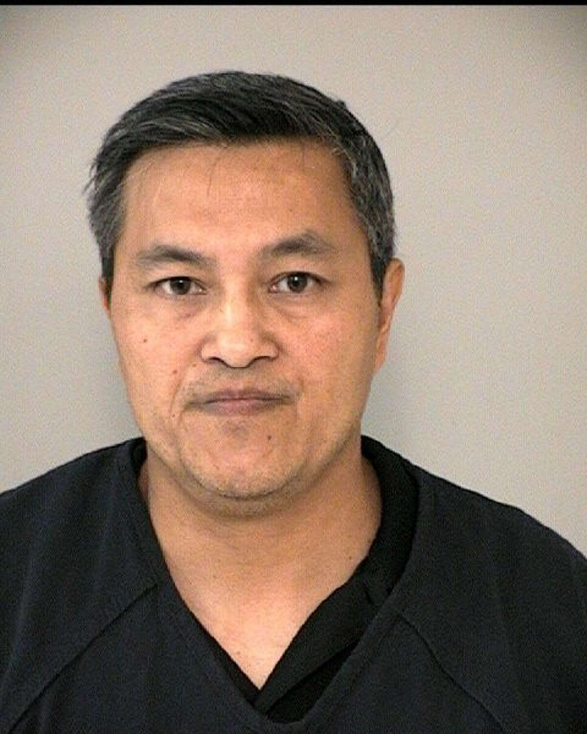 Danny Le, a 22-year veteran of the Houston Police Department, was arrested for allegedly trying to solicit sex during a sting operation in Fort Bend County, according to court records.
