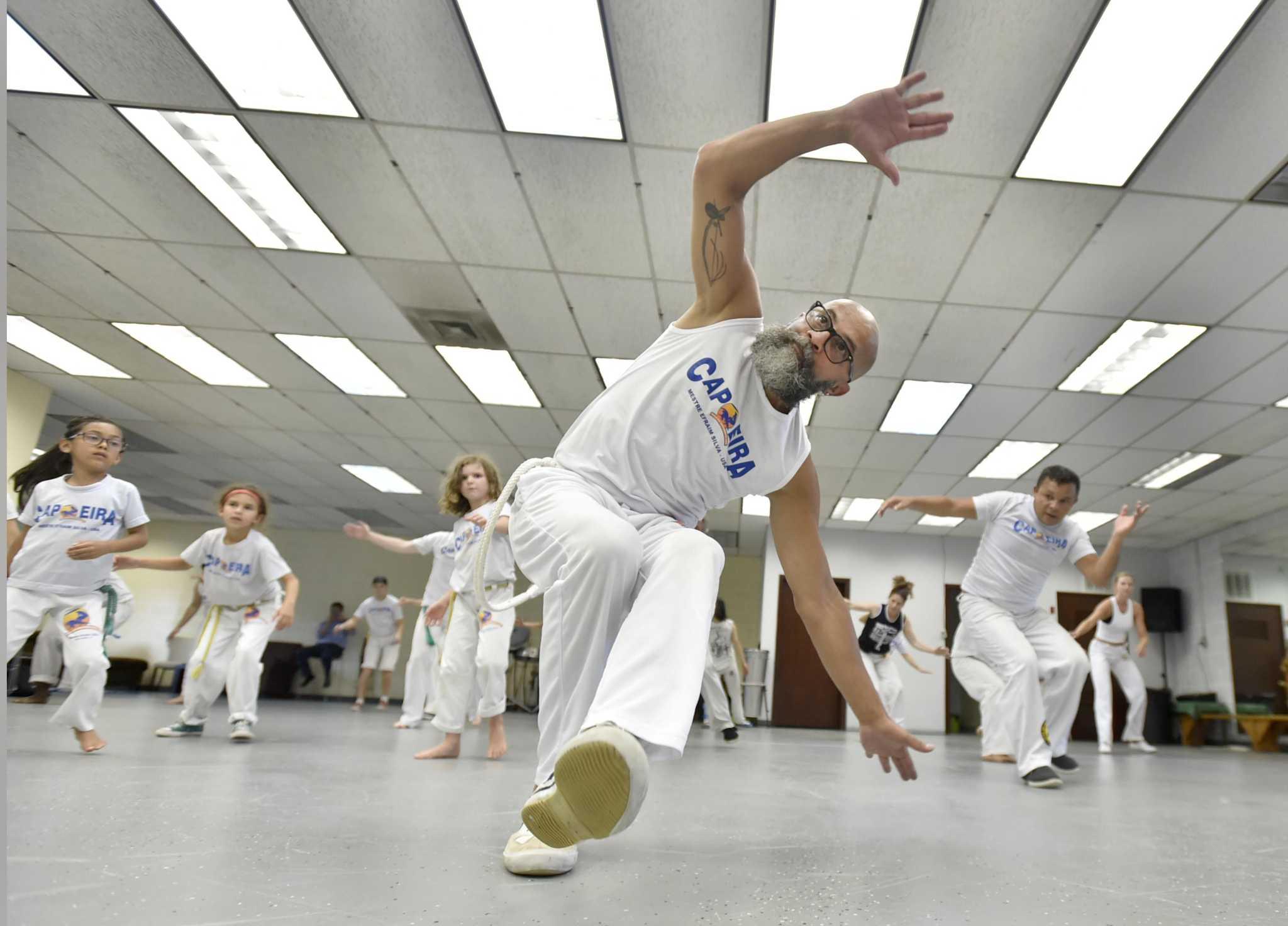 West Haven capoeira expert opens Brazilian Fitness Center in New Haven