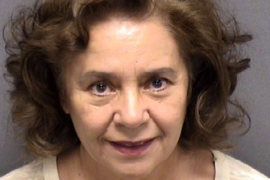 Sylvia Gonzalez, 72, was charged with tampering with a government document-obstruction of an investigation.