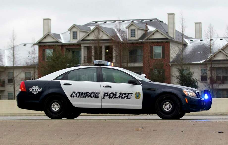 Officials with the Conroe Police Department fired shots across the bow Thursday morning by voicing their disappointment with a proposed pay structure that they say would disregard years of service for tenured officers and create a disparity in pay. Photo: Jason Fochtman, Staff Photographer / Houston Chronicle / © 2018 Houston Chronicle