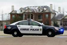 Officials with the Conroe Police Department fired shots across the bow Thursday morning by voicing their disappointment with a proposed pay structure that they say would disregard years of service for tenured officers and create a disparity in pay.