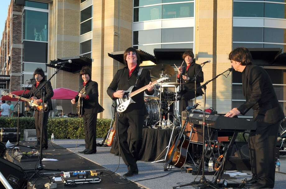 The Beatle tribute band, The Fab 5, will perform July 21 at the seventh birthday of Central Green Park, 23501 Cinco Ranch Blvd. They will be joined by other performers from 6:30-9 p.m. as part of the celebration. Above, The Fab 5 performs during the Kings Harbor Spring Festival. Photo: Jerry Baker, Freelance / For The Chronicle