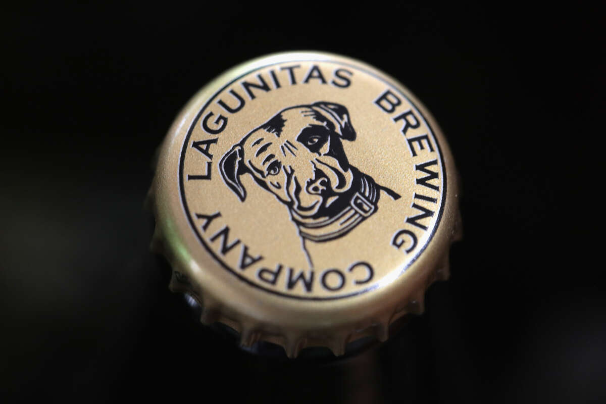 CHICAGO, IL - MAY 04: Lagunitas beer is pictured on May 4, 2017 in Chicago, Illinois. Heineken announced today that it had acquired the remaining 50 percent stake in Lagunitas Brewing Company. Heineken already owned a 50% of the company which it purchased in 2015. Lagunitas has breweries in Petaluma, California, and Chicago. Heineken, the world's second largest brewer, has over 165 breweries in more than 70 countries.