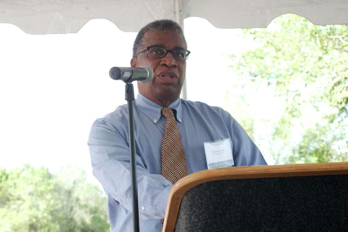 Harris County Commissioner El Franco Lee represented Precinct 1 from 1985 until his sudden death in 2016.