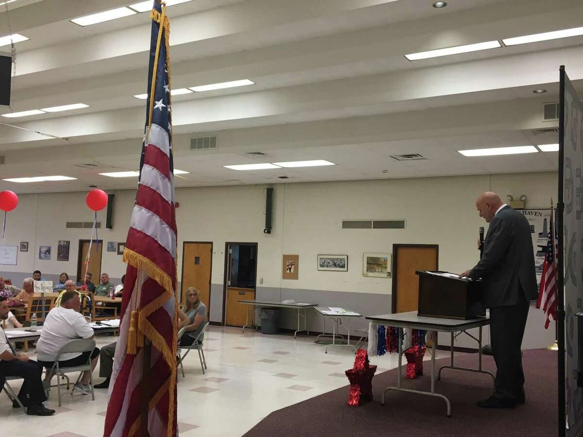 The East Haven Democratic Town Committee unanimously endorsed Town Councilman Joe Carfora for mayor on Wednesday.